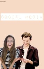 social media • tom holland by peterxparker