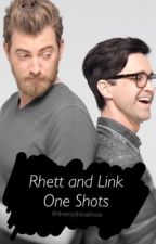 Rhett and Link One Shots  by themythicalmoe