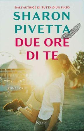 Due Ore. [Irama||FF] by SharonPivetta