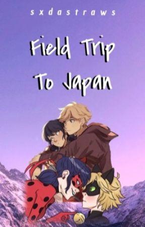 Field Trip To Japan ~ Adrienette/LadyNoir  by Chocopaws