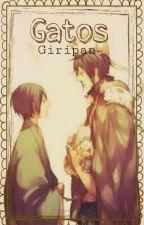 Gatos ~Giripan~ (Japón X Grecia) •Fanfic• by Ookami_Dono
