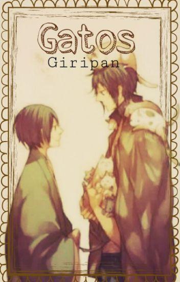 Gatos ~Giripan~ (Japón X Grecia) •Fanfic•