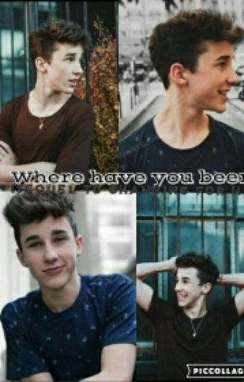 Where Have You Been (Hunter Rowland) #2