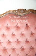 strawberry milkshake❀cake by urbancake