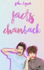 Facts ChanBaek  by Sah_Byun