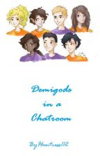 Demigods in a Chatroom. by corrywhite