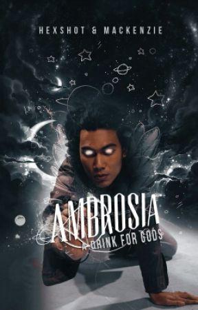 Ambrosia: A Drink For Gods by Braniac-0