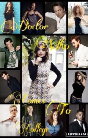 Doctor Who Comes to College by emoderly