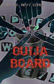 OUIJA BOARD by Enkaaa