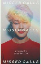 Missed Calls ㅡ Jimin  by jongdaisies
