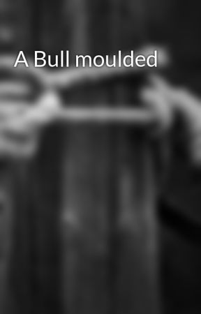 A Bull moulded by Pleasurer