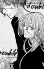 °Double Trouble° (Dgrayman) by Grellthecheshirecat