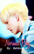 Normal Boy by MahKookie