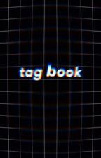 Tag book by escapella