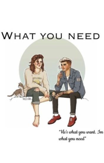 What You Need(Zarry Stylik & Mpreg)