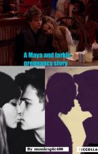 A Maya and farkle pregnancy story  by moniespie400