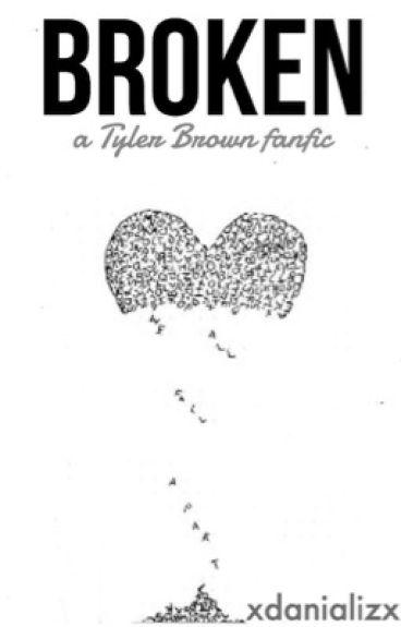broken; t.b