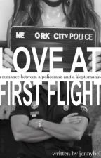 Love at First Flight by grapefruit9889