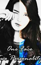 One Face Two Personality by OzonethPower