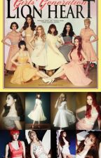 Album Lion Heart by LuYoonSeohuyn
