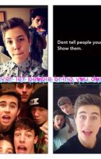 Our journey (magcon fanfic) by Mendes_bae12