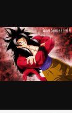 Goku X Reader by blackwolf915