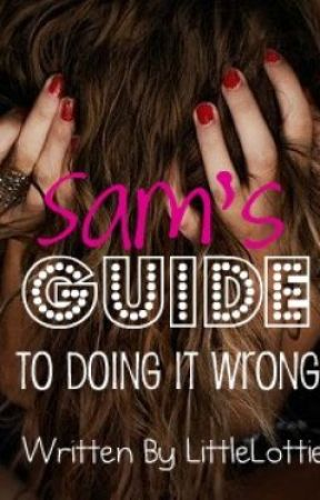 Sam's guide to doing it wrong! by LittleLottie