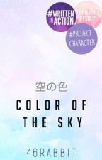 Color of the Sky #ProjectPeace by 46rabbit