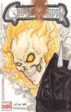 Burning love((Ghost rider X reader)) by Wolfchomper