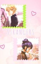strangers  by mangofruit_