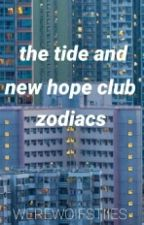 The Tide and New Hope Club Zodiacs by werewoIfstiles