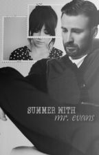 Summer with mr. Evans [PL] by Lotosu