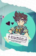 Overwatch High School AU  by NubePelirroja