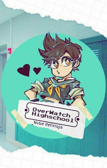Overwatch High School AU
