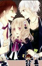 Diabolik Lovers Fanfiction - Yui hat die Wahl  by cookiesperfekt