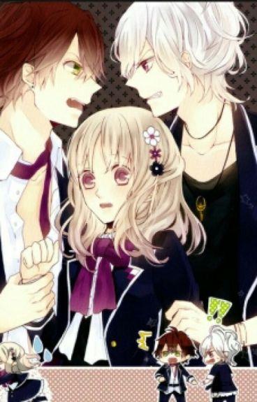 Diabolik Lovers Fanfiction - Yui hat die Wahl