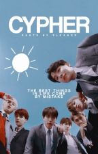 CYPHER PT.1 ▷ RANT BOOK by uItminyoongi
