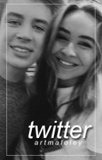 Twitter; Hayes Grier by artmaloley
