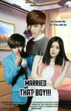 Married With That Boy!! Kim Taehyung!! by Hajar_L