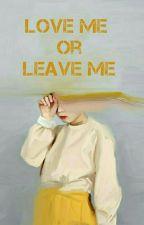 love me or leave me🌸hemmings by pcapaldi