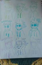 Eddsworld x Reader by cookiereaderO3O