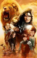 Ja i Królowie Narnii by magdapastor