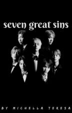 Seventh last vampire(the Seven deadly sins) by vkook17