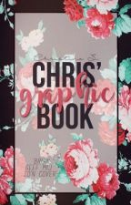 Chris' Graphic Book | OPEN by bbluememory