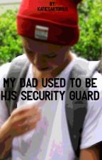 My Dad Used To Be His Security Guard {J.S} by KatieSartorius