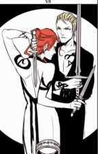 Clary and Sebastian Morgestern «I love you like a sister loves her brother.»  by BenedettaAdamo