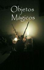 Objetos Mágicos by I_Spiritual