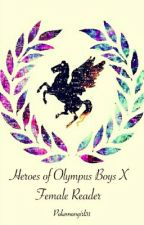 Heroes Of Olympus Boys x Female Reader by Pokemongirl31