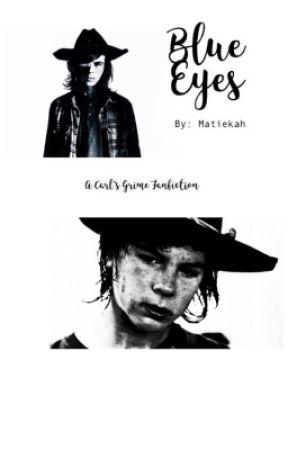 Blue Eyes • Carl Grimes {1} by Matiekah