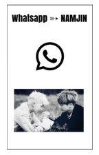 whatsapp ⇒ Namjin ☁ by -ChxnChxn